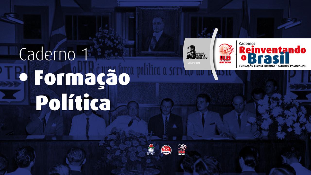 Course Image FORMAÇÃO POLÍTICA - CURSO BÁSICO
