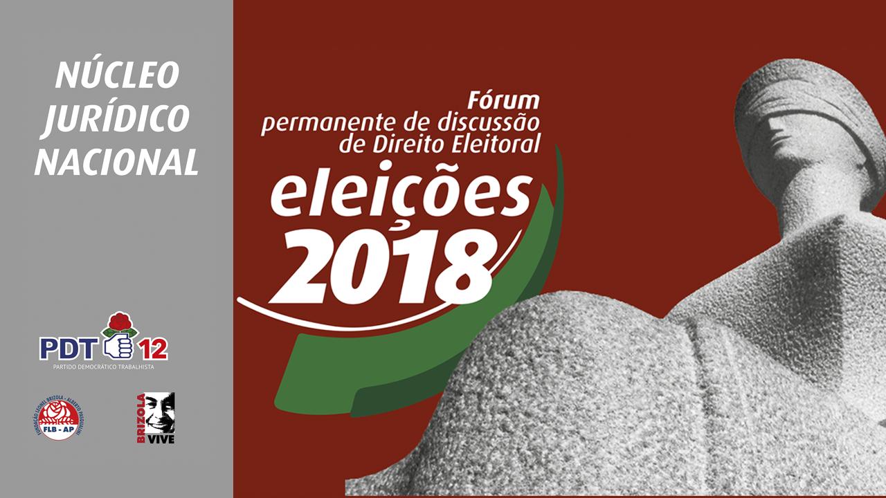 Course Image FÓRUM PERMANENTE DE DISCUSSÃO DE DIREITO ELEITORAL